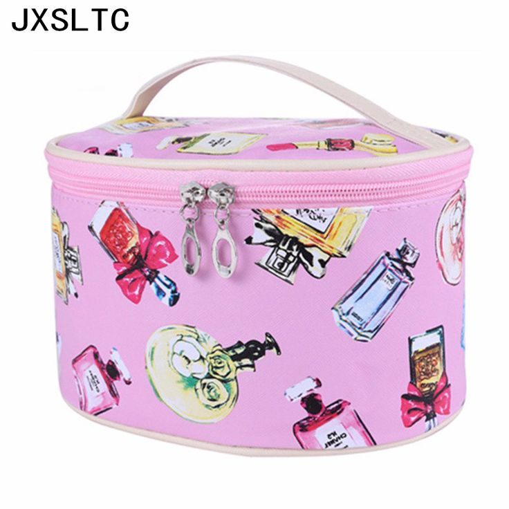 Fashion Women Cosmetic Makeup Bag Travel Organizer Functional Bag Cosmetic Storage Makeup Bag Beautician Professional Makeup Bag