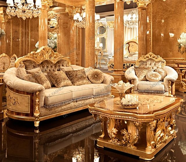 Oe Fashion Luxury Classic Italian Living Room European Wood Carving Sofa Set View Living Room Sofa Set Luxury Oe Fashion Product Details From Foshan Oe Fashio Italian Living Room Luxury Home Furniture Luxury Leather