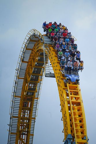 Skyrush | Ride the edge with the newest, tallest, and fastest roller coaster at #Hersheypark! #HersheyPA