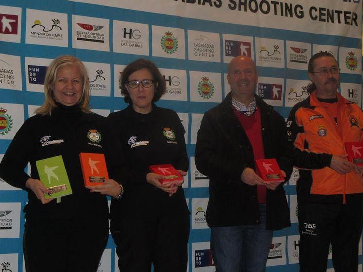 Málaga (Alhaurín de la Torre).- La Liga FUNDETO, de carácter nacional y desarrollada a lo largo de todo el 2016, ha tenido como gran protagonista al Club Tiro Olímpico Lauro Vetus, agrupación que consiguió un total de seis premios en las diferentes categorías.