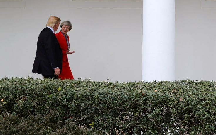 """UNITED KINGDOM – American President Donald Trump will visit the UK on an official visit in 2018, the British government said in a statement on Thursday. """"The Prime Minister (Great Britain, Theresa May – ed.) and the President (USA Donald Trump – ed.) asked the officials..."""