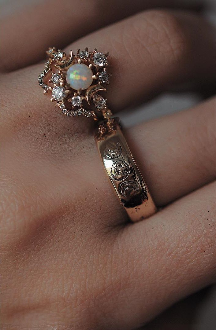 Rings by Sofia Zakia Jewelry on Etsy