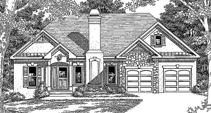 17 best images about house plans under 1300 sq ft on for Classic cottage house plans
