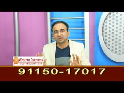 IELTS and student visa show - by Mr. Balyan - Western Overseas