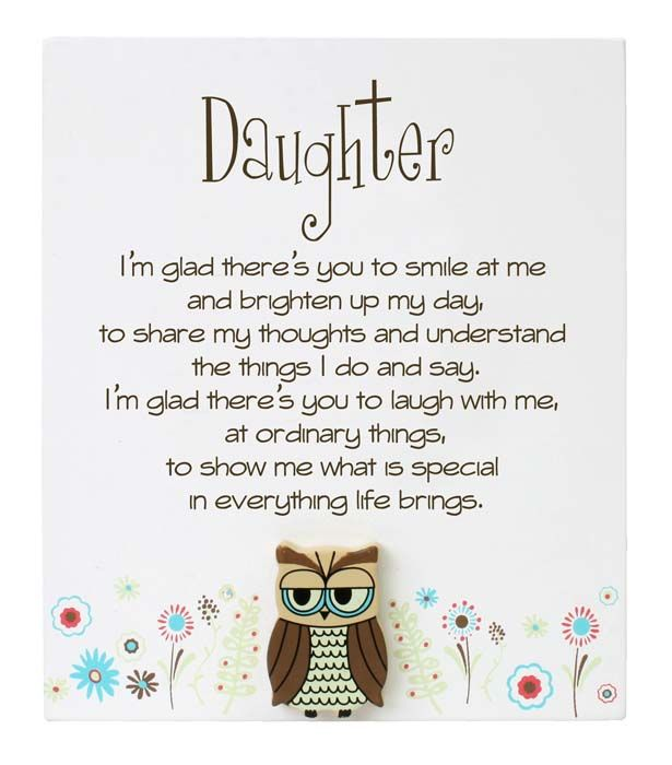 smile daughter quote - Norton Safe Search