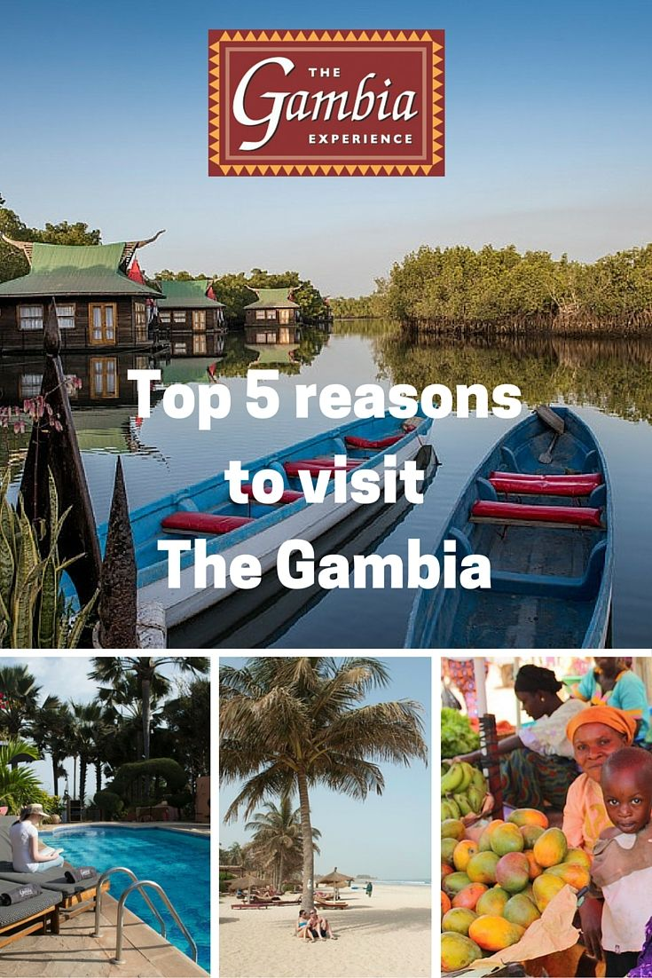 Top 5 reasons to visit The Gambia - While you need few reasons to convince yourself it's time for your next holiday, deciding where exactly to go is always a head-scratcher. Here at The Gambia Experience, there's only ever one option we'd choose. And yes, though we may be biased, it is for good reason. Superb climate, friendly locals, quiet beach resorts and diverse wildlife are just the tip of the iceberg when it comes to the reasoning behind holidays to The Gambia.