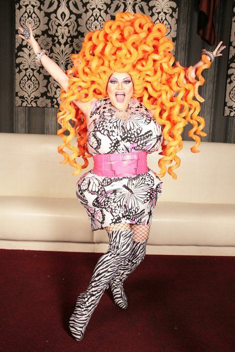 Happy Birthday to LIPS Fort Lauderdale's fabulous Twat LaRouge! #lipsfla #twatlarouge