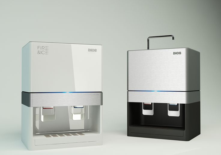 2010 LG Electronics Home Water Purifier on Behance