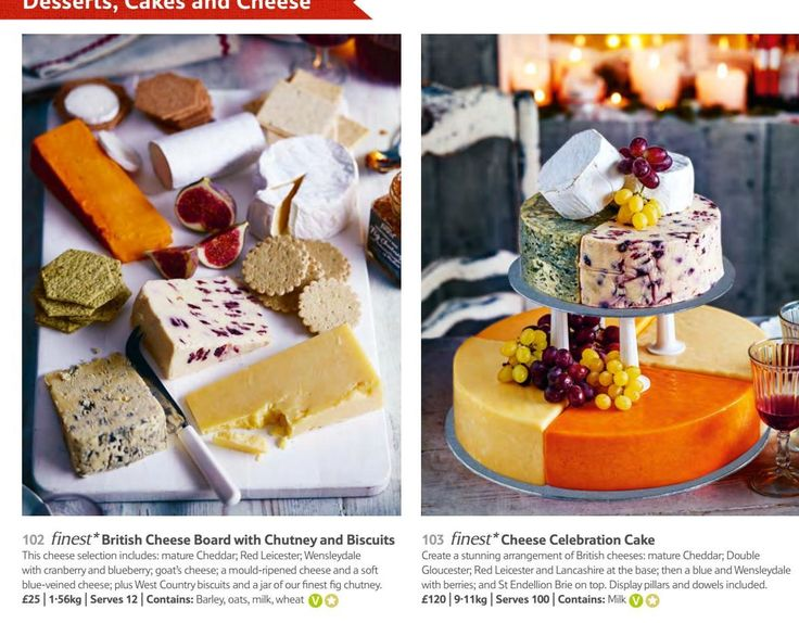 #ClippedOnIssuu from Tesco Festive Food to Order 2016