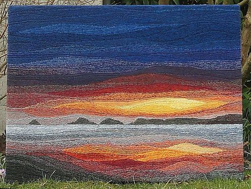 10 best images about knit landscapes on pinterest