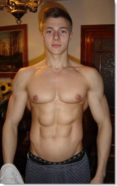 from Joshua gay boy bodies shirtless