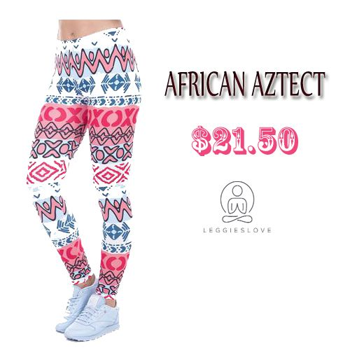 Shop our African Aztect legging that brings out your unique personality. #leggieslove #leggings #blackleggings #workoutleggings #AfricanAztect #plussizeleggings #fitnesspants #yogapants #yogaleggings #legginsforsale #yogalovers