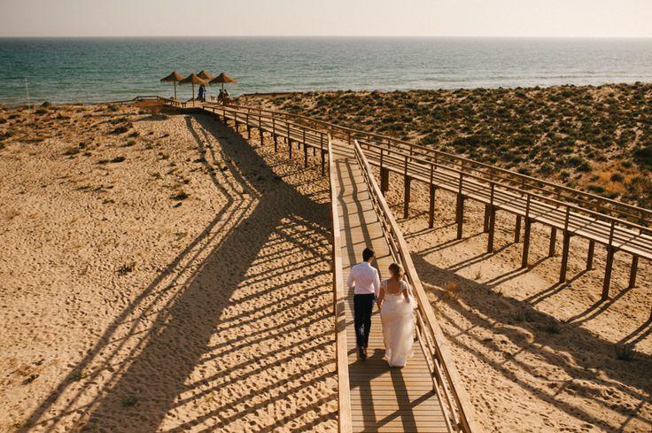 Wedding in Algarve - Eavanna + Neil wed in Vale do Lobo