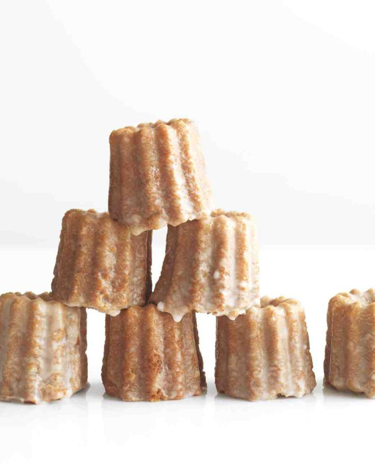 Gingerbread Mini Cakes Recipe