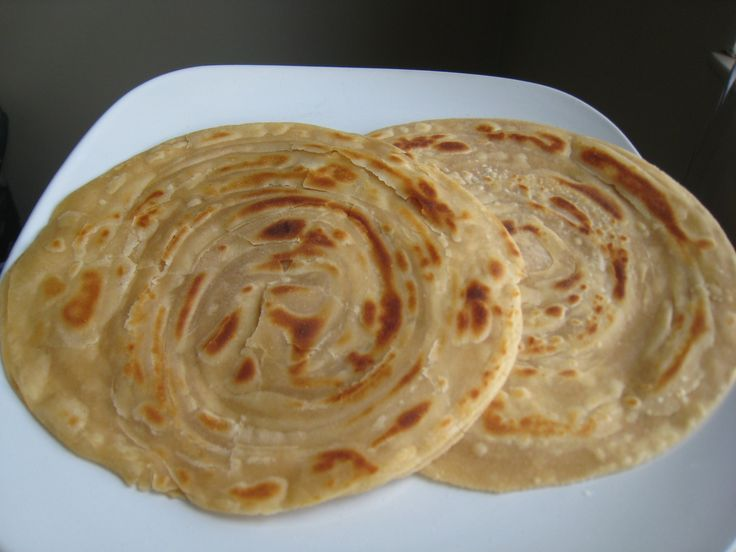 delicious Indian laccha paratha..you can make it easily ..please follow the my steps.....