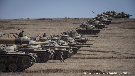 Kurdish fighters repel fresh 'IS' attack in Kobani - DEUTSCHE WELLE #Kurds, #ISIS, #Kobani, #Syria