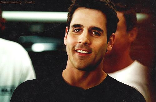 Ben Bass or as we all love him - Sam Swarek ~ he can pull me over any day, lol!