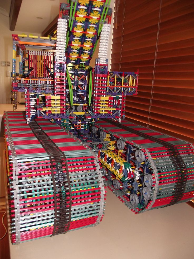 17 Best Images About The K Nex Big Thing On Pinterest