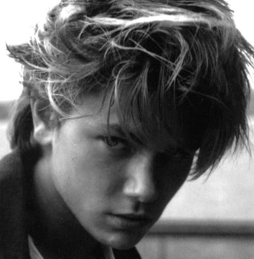 River Phoenix my teenage crush