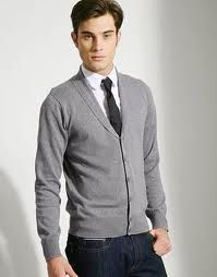 A cardigan for the man in your life #cardigan #fashion #men
