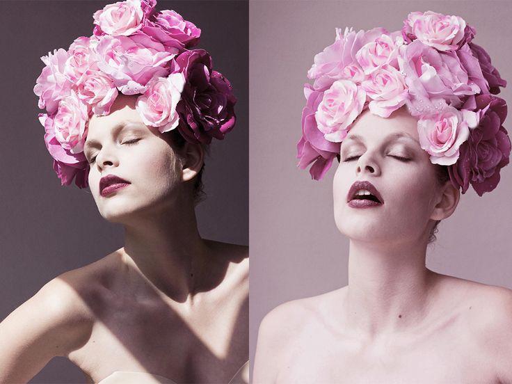 © www.stephanieverhart.com Model: Geertje Korthuis Make-up/hair/styling/photography: Stephanie verhart