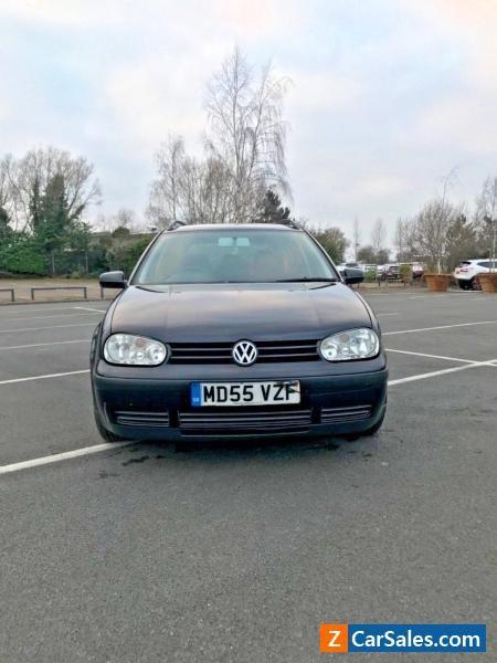 VW VOLKSWAGEN GOLF MK4 1.9SDI NON TURBO ESTATE NOT TDI DIESEL 12 months MOT #vwvolkswagen #golf #forsale #unitedkingdom
