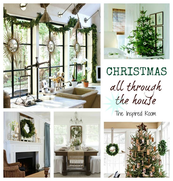 Holiday Decorating Ideas For Every Room In: 17 Best Images About A Lenox Christmas On Pinterest