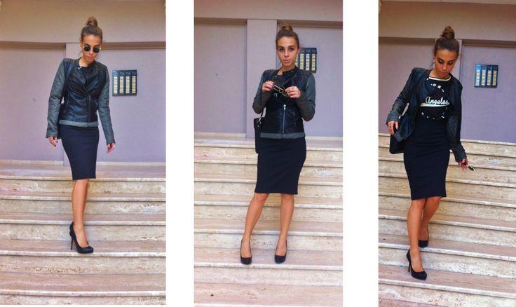 stairs style #black #stairs #me #green #me #style #stylebook #stylebookofelid