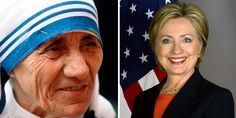 In 1994 Mother Teresa delivered a no-hold-barred pro-life speech at the National Prayer Breakfast in front of Clinton and then-President…