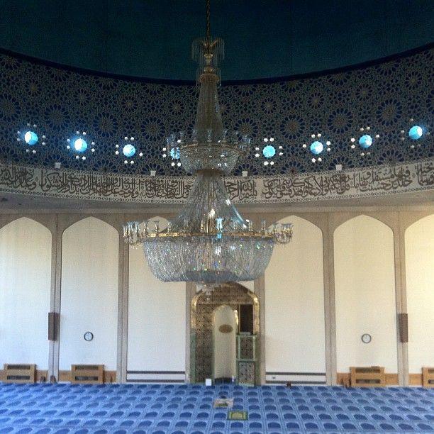 London, Regents Park & Marylebone, London Central Mosque