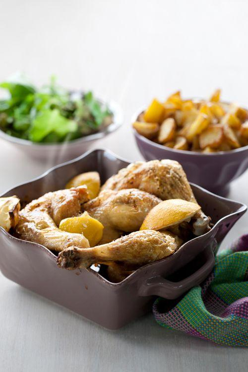 Garlic & Lemon Chicken, Recipes- Covington, Louisiana