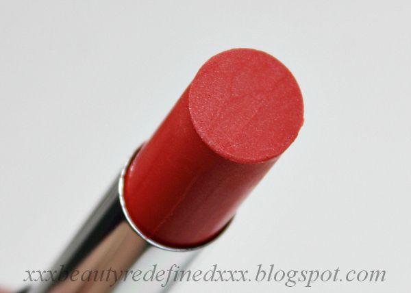 BeautyRedefined by Pang: Yves Rocher Yves Rocher Long-Wear Lipstick Orange Pistil