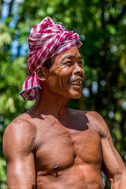Khmer farmer in Kampong Cham (Cambodia) / Paysan Khmer à … | Flickr