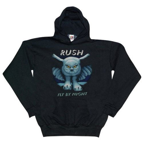 Rush - Fly By Night HoodieHoodie 4800