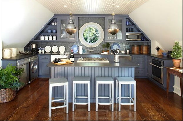 Sequoia Contracting Company Ltd. Rye, NY (the kitchen in the cottage): Kitchens, Building Ideas, Cottage, Zillow Digs