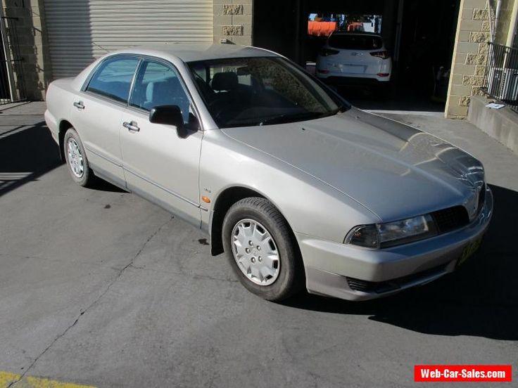 Mitsubishi Magna 2001 3.5L V6 8 Months Rego Gold #mitsubishi #magna #forsale #australia