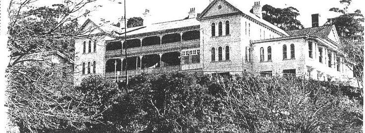 Clifton Gardens Hotel.