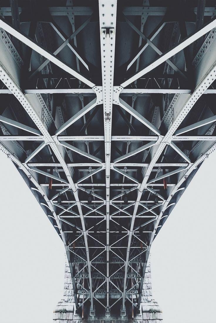 "souhailbog: "" Urban Bridge By  Simon Alexander | More  """