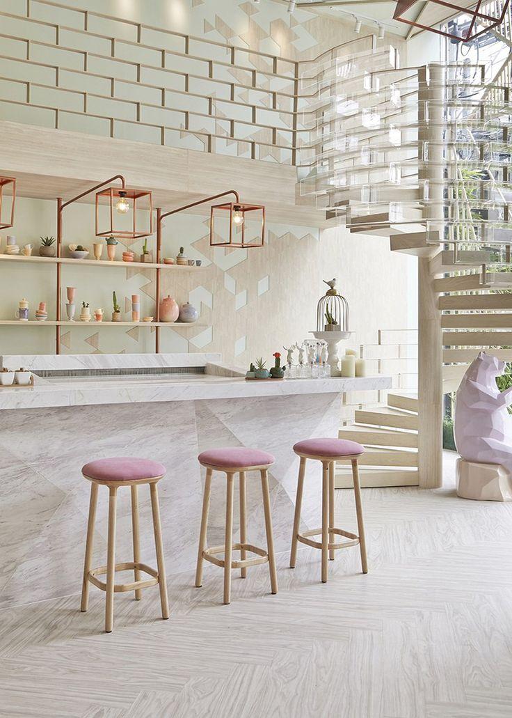 "BURCU ARKUT: ""Blush Style"" for Interiors"