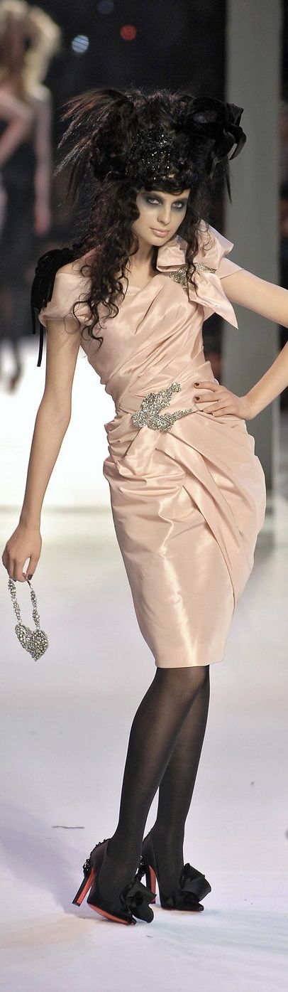 Christian Lacroix Fall 2007