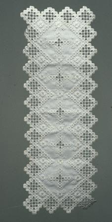 White Works - Hardanger Embroidery