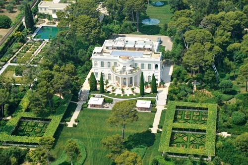 Mega Villa Golfe De Saint Tropez