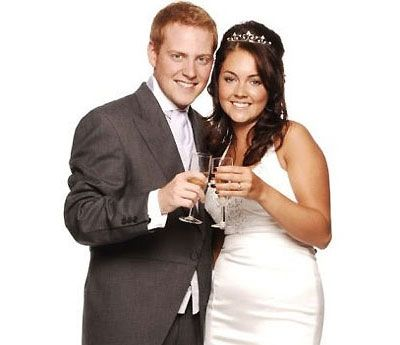 Eastenders:  Stacey (Lacey Turner) was hiding a terrible secret from husband-to-be Bradley (Charlie Clements); she'd been having an affair with his father. Bradley and Stacey's marriage was doomed from the start but many fans still hoped for a happy ending.