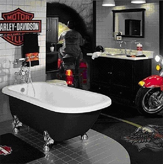 A Man Caves 39 Harley Davidson Decor Davidson Homes Best Man Caves