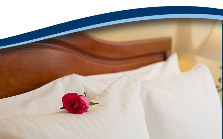 Enjoy a romantic getaway to the San Francisco Bay with a stay at The Marina Inn in San Leandro