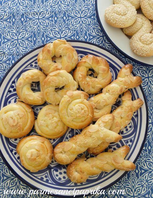   Parmesan et Paprika