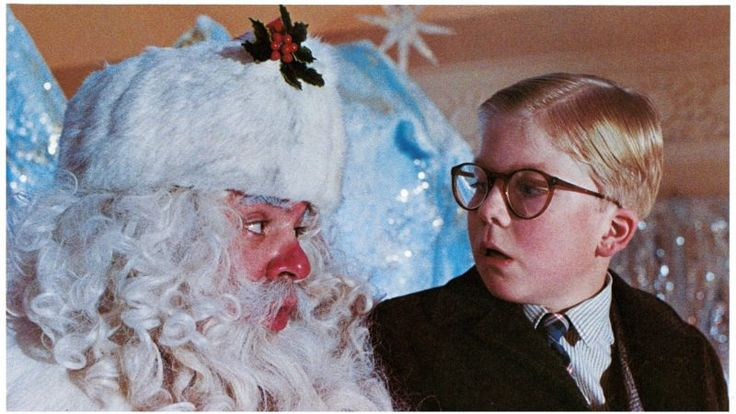 """The nostalgic classic """"A Christmas Story"""" actually launched a lascivious Leg Lamp wearing a fishnet stocking - With a gauzy nostalgia perfect for the holiday season, A Christmas Story, released in 1983,focuses on a nine-year-old boy's obsession with receiving a Red"""