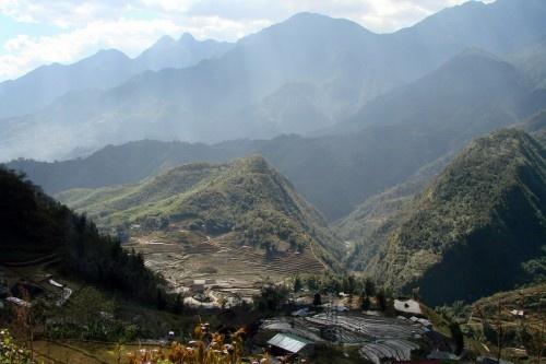 Sapa, little villages
