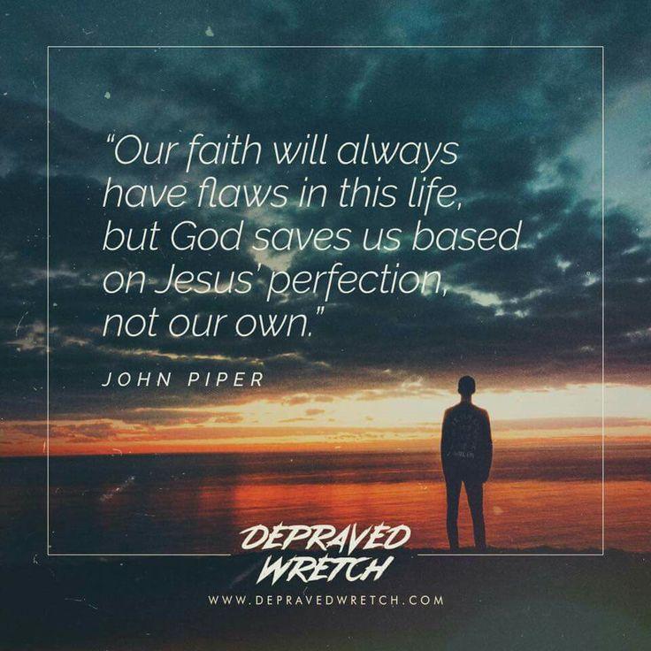 christian quotes | John Piper quotes | faith | Jesus