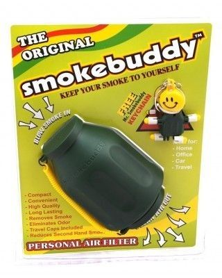 The Smokebuddy that absorbs your second hand smoke on the go. | 24 Gifts For The Secret Stoner You Know